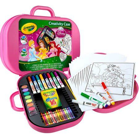 crayola disney princesses ultimate art kit walmartcom