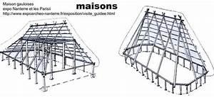 maisons gauloises photo de gaulois histoire du genevois With des plans pour maison 5 image maison gauloise