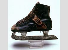 vintage Ice Skate from the very beginning
