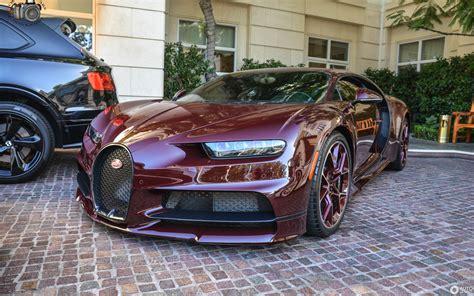 Bugatti Chiron - 27 September 2018 - Autogespot