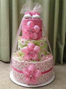 212 Best Images About Diaper Cakes On Pinterest
