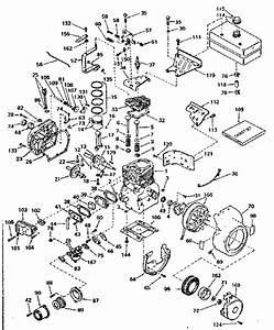 5 Hp Tecumseh Engine Diagram
