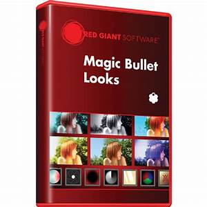 Red Giant Magic Bullet Looks Upgrade (Download) MBT-LOOKS ...