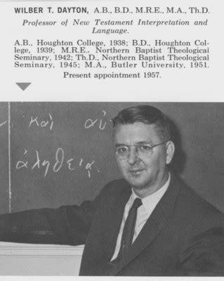"""""""Dayton, Dr. Wilbur T."""""""