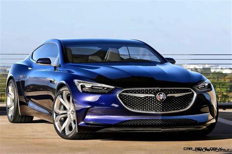 Buick Sports Coupe by 2016 Buick Avista Concept Supercoupe As Glimpse Of
