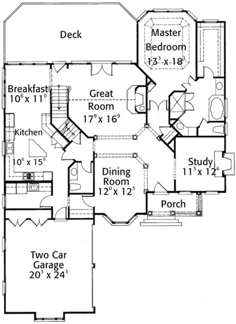 multi level eaves 56115ad architectural designs house plans