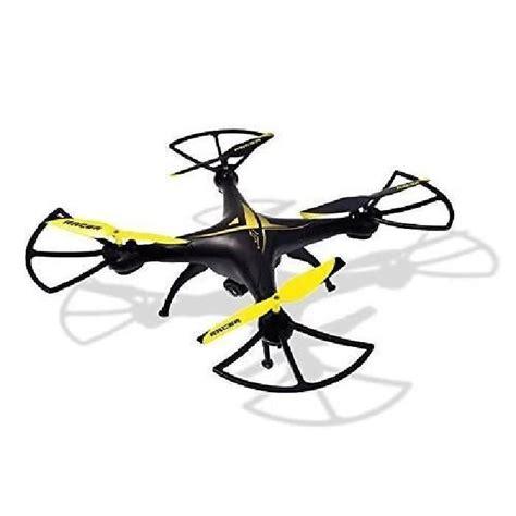 silverlit drone t 233 l 233 command 233 racer avec 233 ra embarqu 233 e jaune et bleu achat vente