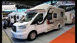 Ford Transit Camper Rv Challenger 358 Eb Graphite Edition