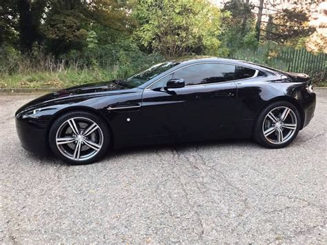Rent The Aston Martin Vantage 4.7 436 Cv Car In Belgium