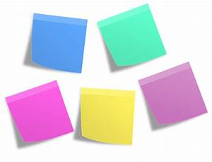post it memos notes free image on pixabay With letter post its