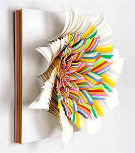 Amazing Creativity: Amazing 3D Sculpture Paper Art