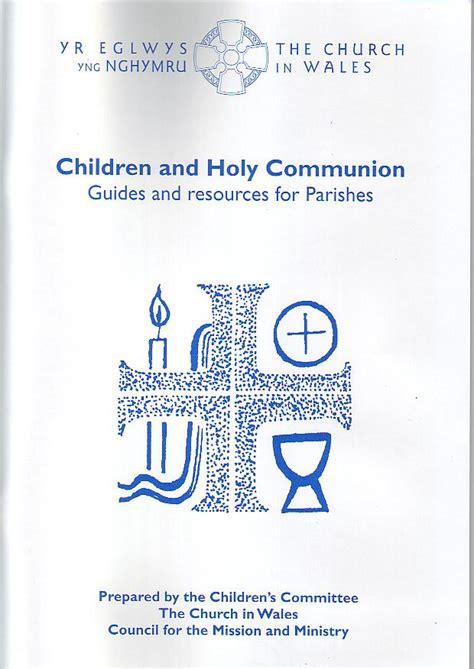 children holy communion church wales