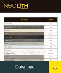 Neolith - Neolith Product Brochures Downloads - NEOLITH Skin Care