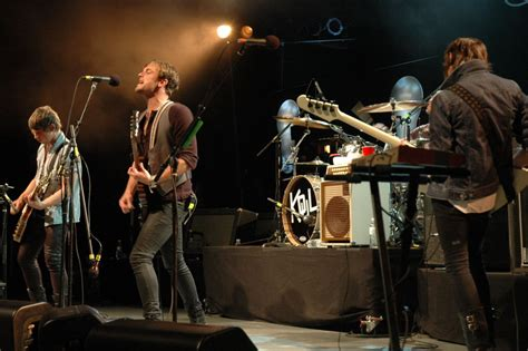Concert Review Kings Of Leon At The Greek Theatre, Los