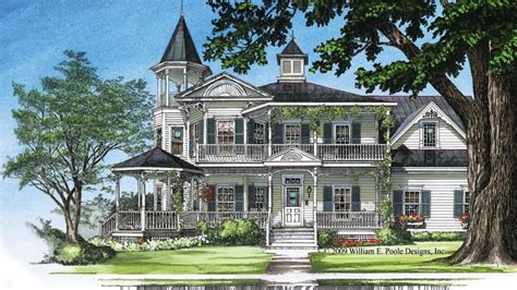 Queen Anne Victorian Homes With Turrets