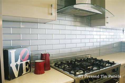 kitchen wall backsplash ideas brick kitchen mercury silver splash back
