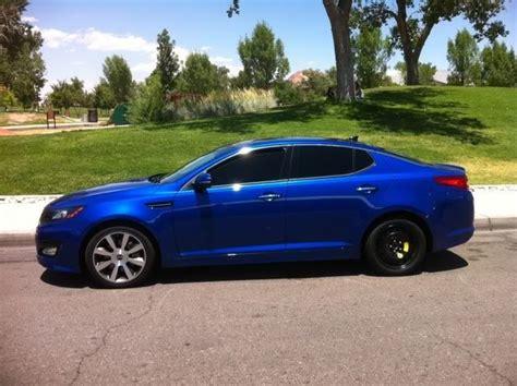 Blue Auto Paint Colors