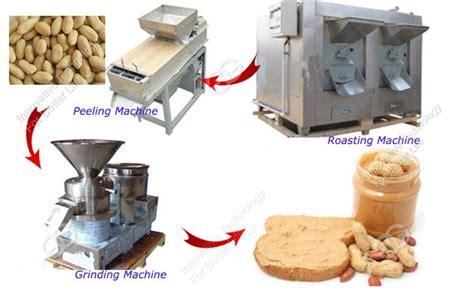 advantages  peanut butter processing machine