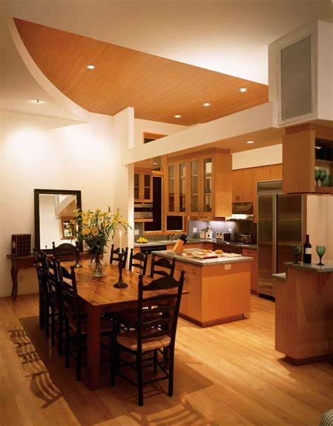 ceiling design for kitchen woodhaven woodhaven collection wood wood tone 5 quot x 84 quot plank 1263 by armstrong