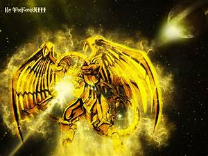 Winged Dragon Of Ra by CreativeAuras on DeviantArt