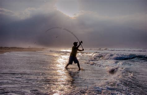 outer banks surf fishing tips tricks  flight