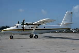 Otter DHC-6 Airplane