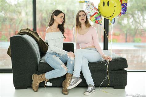 wallpaper model women stella cox gia paige torn jeans pink tops sitting 1920x1280 igel