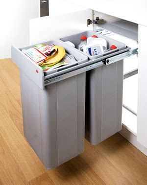 kitchen storage bins wesco 64 litre kitchen bin w64 organise at the 3123