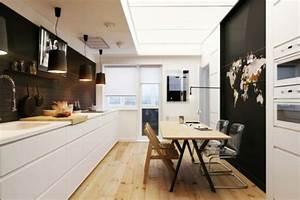 Boden Für Wohnung : die k che neu gestalten 52 ideen f r modernen look ~ Sanjose-hotels-ca.com Haus und Dekorationen