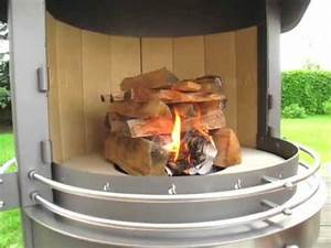 ma cheminee exterieur mon barbecue design les 2 en 1 With construire un conduit de cheminee exterieur