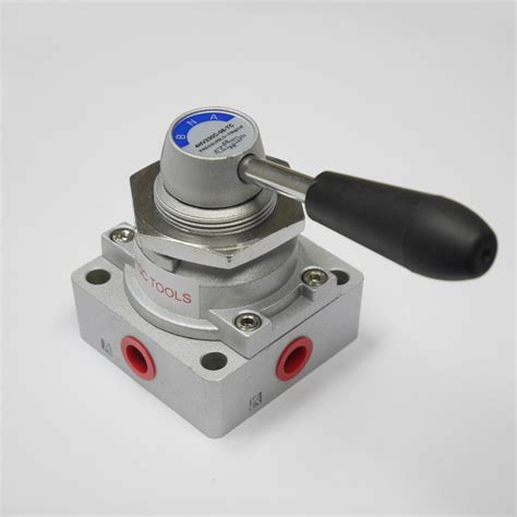 Way Hand Switching Valve With Ceramic Seal Npt