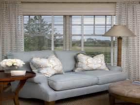Deck Furniture Layout by Living Room Window Treatment Ideas Homeideasblog Com