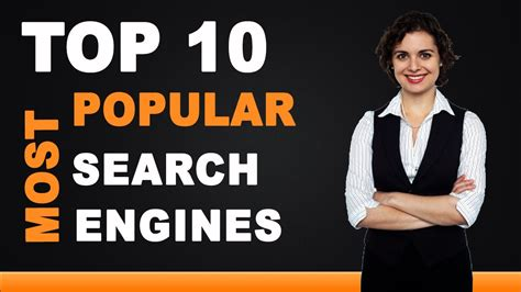 Top Search Engines by Best Search Engines Top 10 List