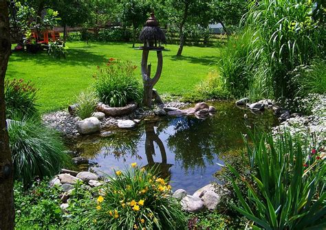 Wasser Im Kleinen Garten by Der Gartenteich Die Nat 252 Rliche Alternative Zum Pool