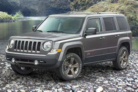 white jeep patriot 2016 2016 jeep patriot pricing for sale edmunds