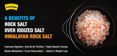 salt rock l benefits weight loss tips foods exercises health fitness blog
