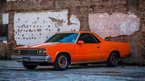 full hd wallpaper chevrolet el camino pickup urban coupe