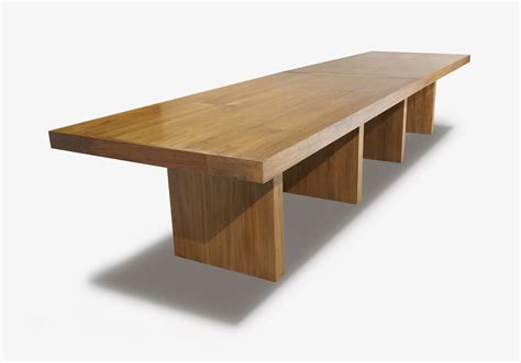 Large Table by Chista Furniture Large Tables Four Legged Table