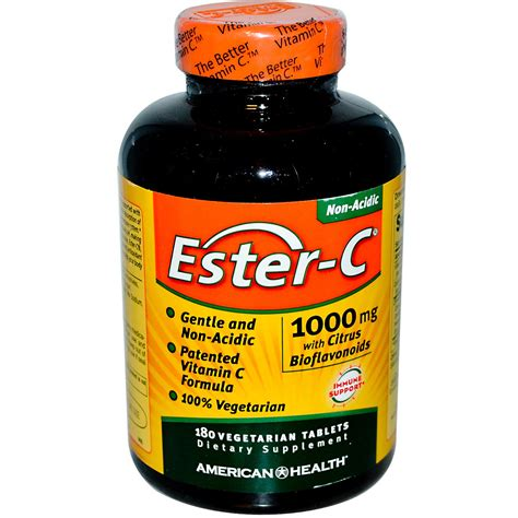 american health ester c 1000 mg with citrus