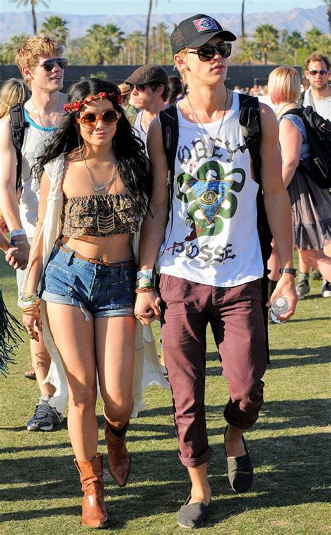 Vanessa Hudgens from Coachella Fashion The Best Celebrity Looks Ever | E! News