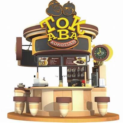 Boboiboy Tok Aba Koko Animasi Makanan Maps
