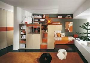 Rangement Chambre Ado : id es en images meuble de rangement chambre enfant ~ Voncanada.com Idées de Décoration
