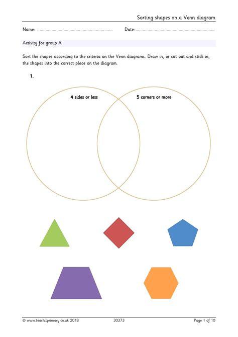 worksheet 2d shapes worksheets year 5
