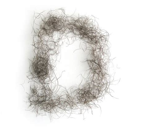 s pubic hair designs hairvetica alphabet other typography by vladimir