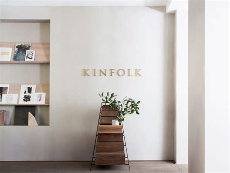 The Kinfolk office in Copenhagen   Dinesen