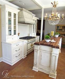 Walnut Wood Countertop Kitchen Island New Orleans, Louisiana