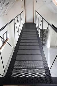 1000 idees sur le theme escalier metallique exterieur sur With peindre rampe escalier bois 9 yves deneyer menuiserie metallique ferronnerie