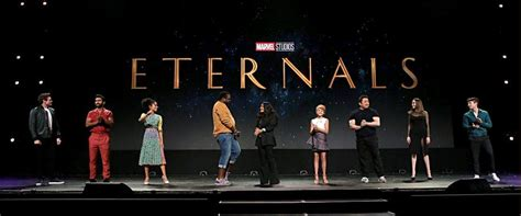 Marvel confirms 'The Eternals' will feature an openly ...