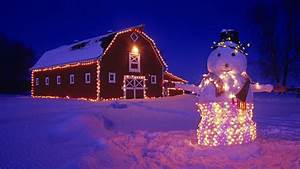 Download Country Christmas Wallpaper 1920x1080