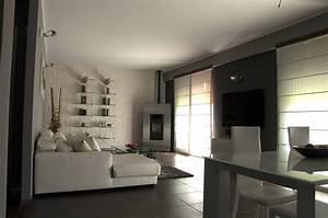 Arredamento Di Un Living Room Moderno Torino